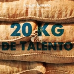 20 Kg de talento
